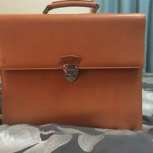 Aspinal of London briefcase